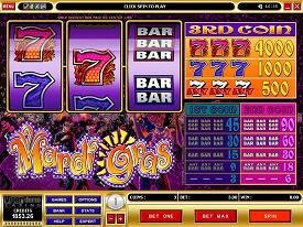 Illegal online gambling